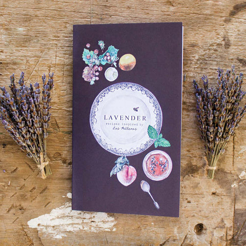 Los Poblanos Lavender Recipe Book
