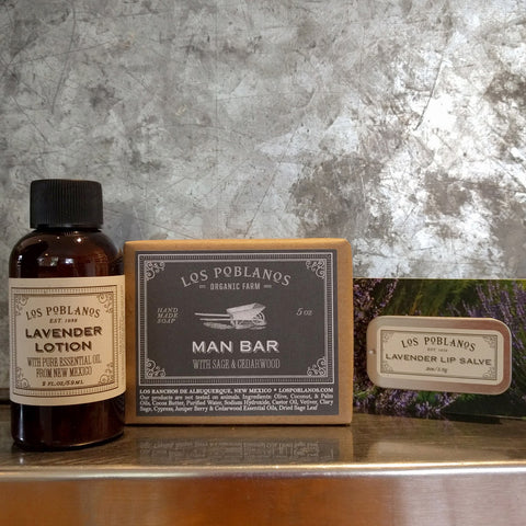Man Bar Gift Set