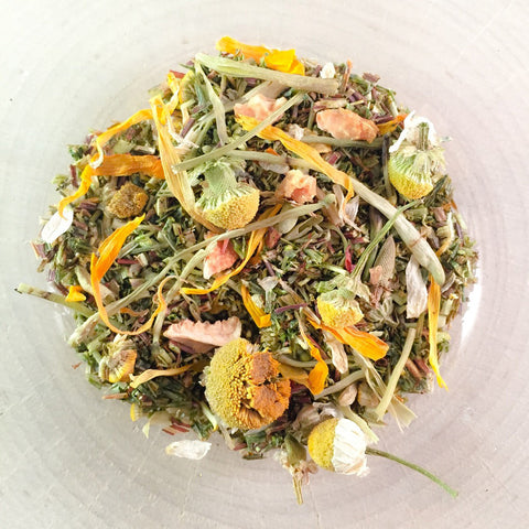 Orange Chamomile Blossom Tea