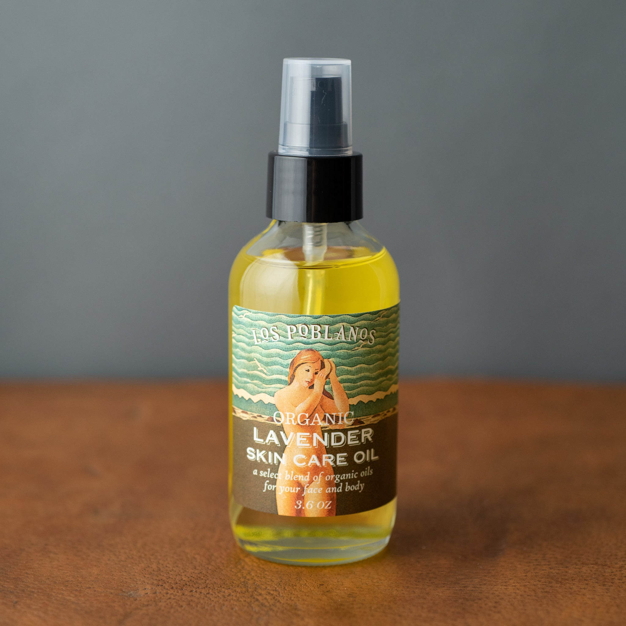 Lavender Skin Care Oil
