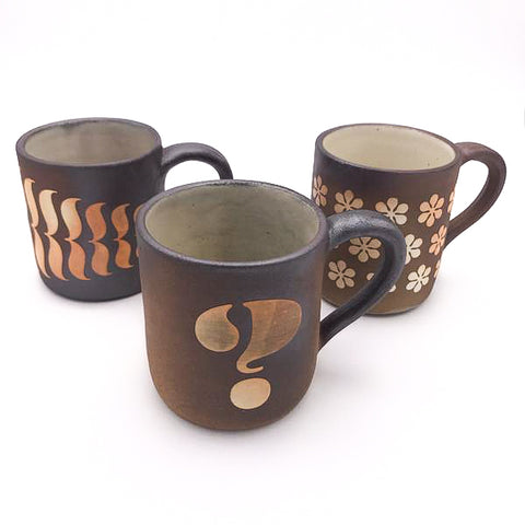 "House Industries ""Haus"" Mugs"