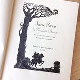 "1943 Edition of ""Jane Eyre"" by Charlotte Brontë"
