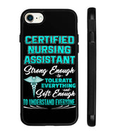 CNA Iphone Phone cover - soft enough