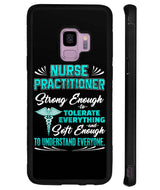 Nurse Practitioner Phone case