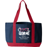 This Cool Grandma Tote Bag Personalized