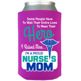Proud Nurse Mom - Can Koozie