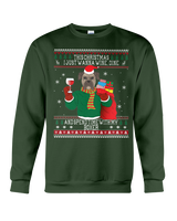 Boxers -Wine Lovers Ugly Christmas Sweaters