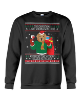 Golden Retriever - Ugly Christmas Sweaters