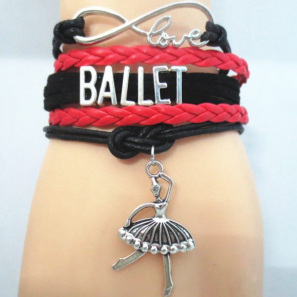Love Ballet Bracelet - Dancer