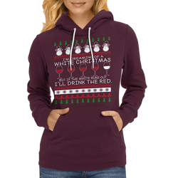 Wine - Ugly Christmas Sweatshirts