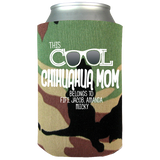 Cool Chihuahua Mom - Koozies Personalized