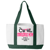 Cool Chihuahua Mom - Tote Bags Personalized