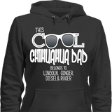 Cool Chihuahua Dad - T-shirts