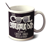 Cool Chihuahua Dad Mug Personalized