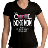 This Doxie Mom Belongs to...