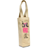 This Cool Grandma Wine Tote Bag Personalized