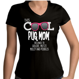 Cool Pug Mom Belongs to..