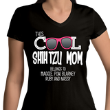 This Shih Tzu Mom Belongs to...