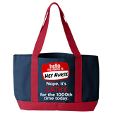 Hey Nurse - Tote Bags - Personalized