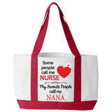 Some People Call Me Nurse - Tote Bag - Personalized