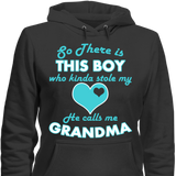 Stole My Heart - T-shirts - Personalized