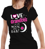 Grandma's Moon & Back T-shirt