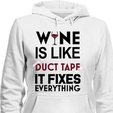 Wine Like Duct Tape T-shirt