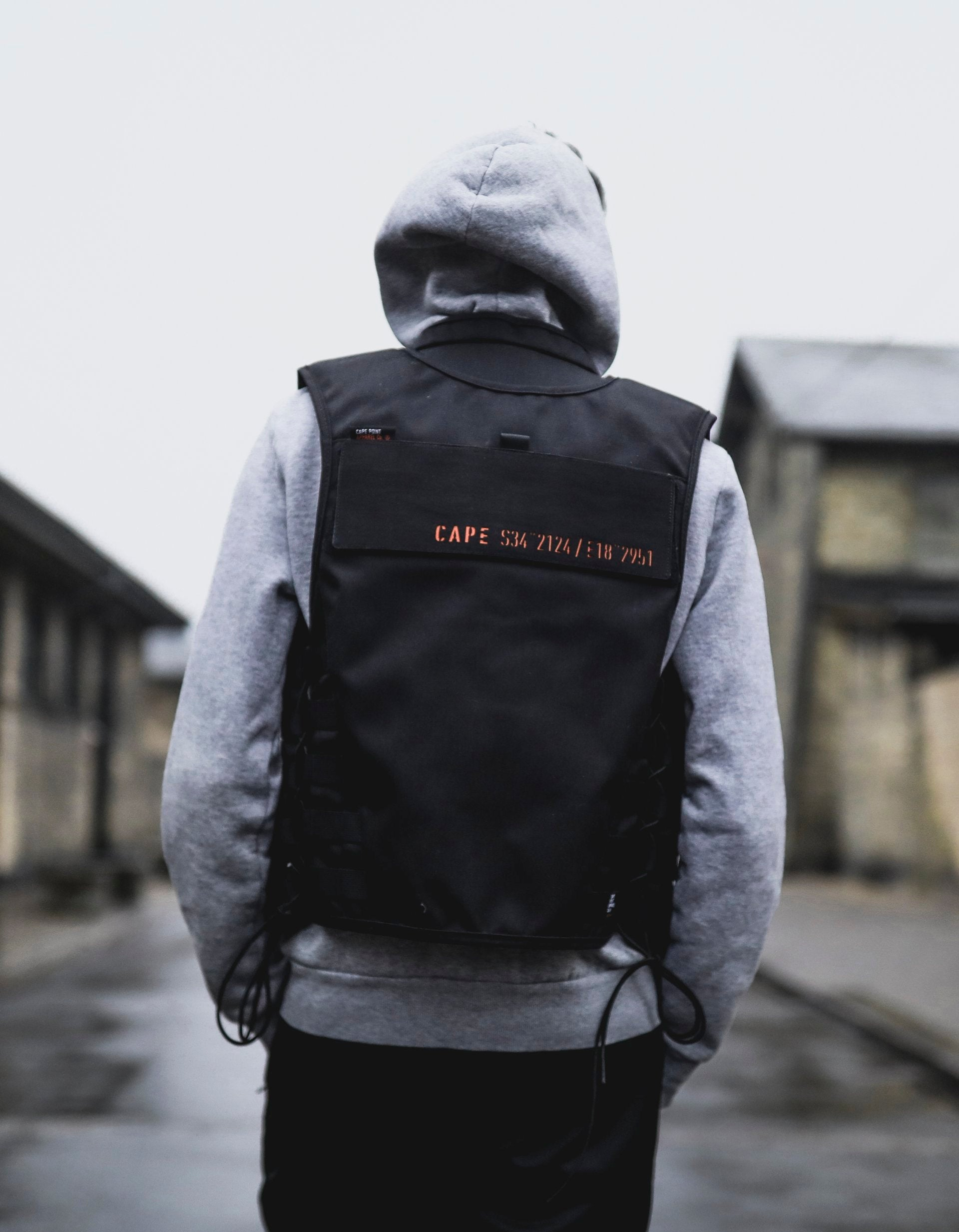 The CPH Flak Vest by Cape Point Apparel