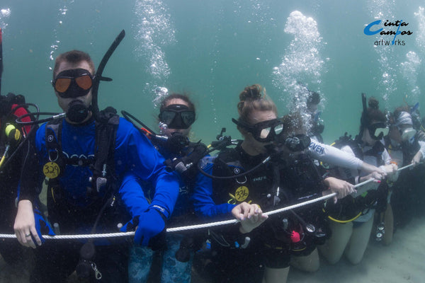 4Ocean Divers Help Break a World Record