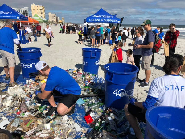 Jacksonville Beach Community Cleanup