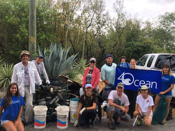 Rainbow Reef Key Largo Cleanup
