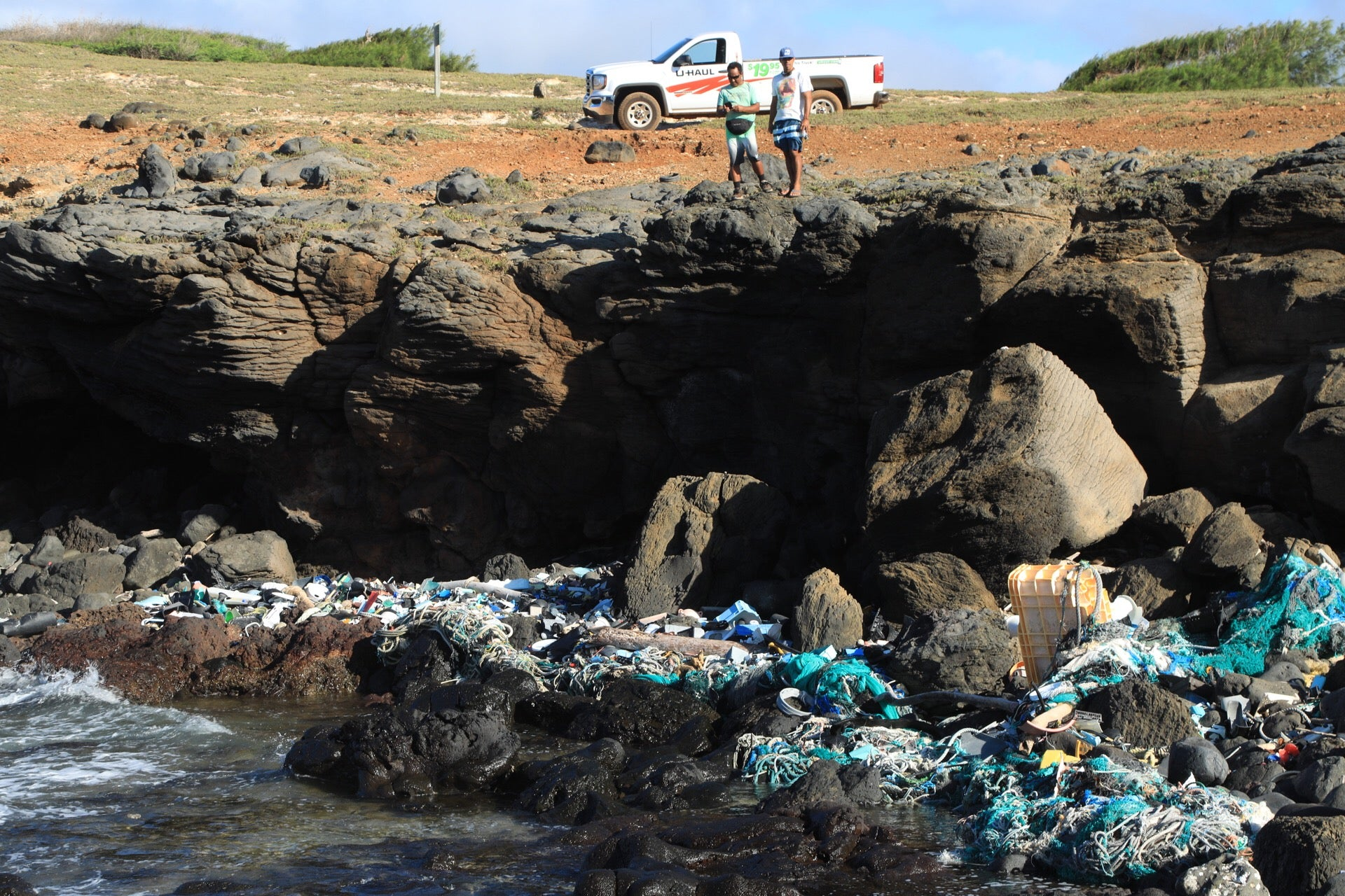 What's All That Blue Stuff? Hawaii and the Great Pacific Garbage Patch