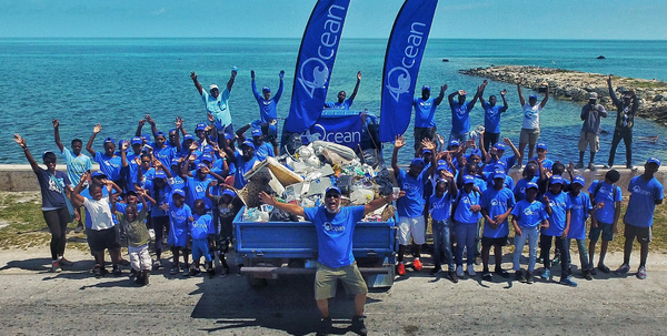 West End Bahamas Cleanup