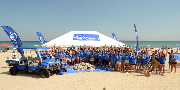 4Ocean South East Florida Sector Beach Cleanup