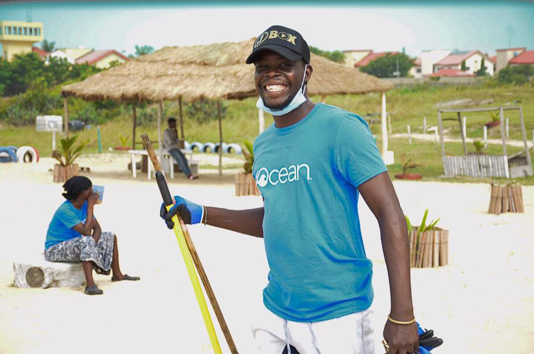 Nigeria Beach Cleanup