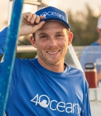 Jake Zimmerman, Boat Captain, 4ocean Florida