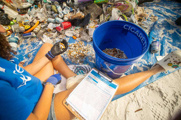 4ocean Siesta Key Beach Cleanup