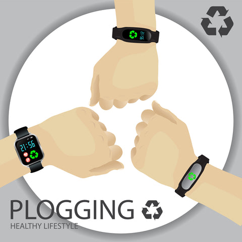Plogging Helps You Exercise