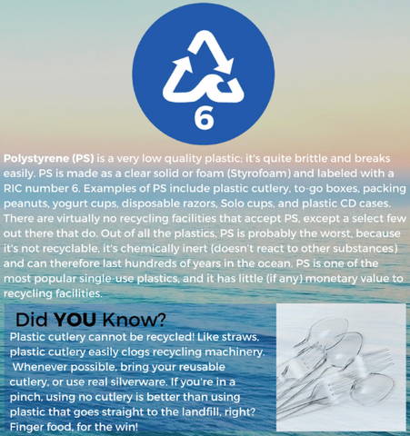4ocean Education - Polystyrene