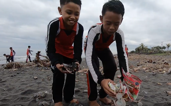 4ocean Bali Inspiring Children to Clean the Ocean