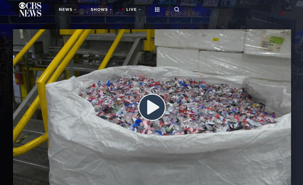 CBS This Morning - Chemical Recycling May be an Option