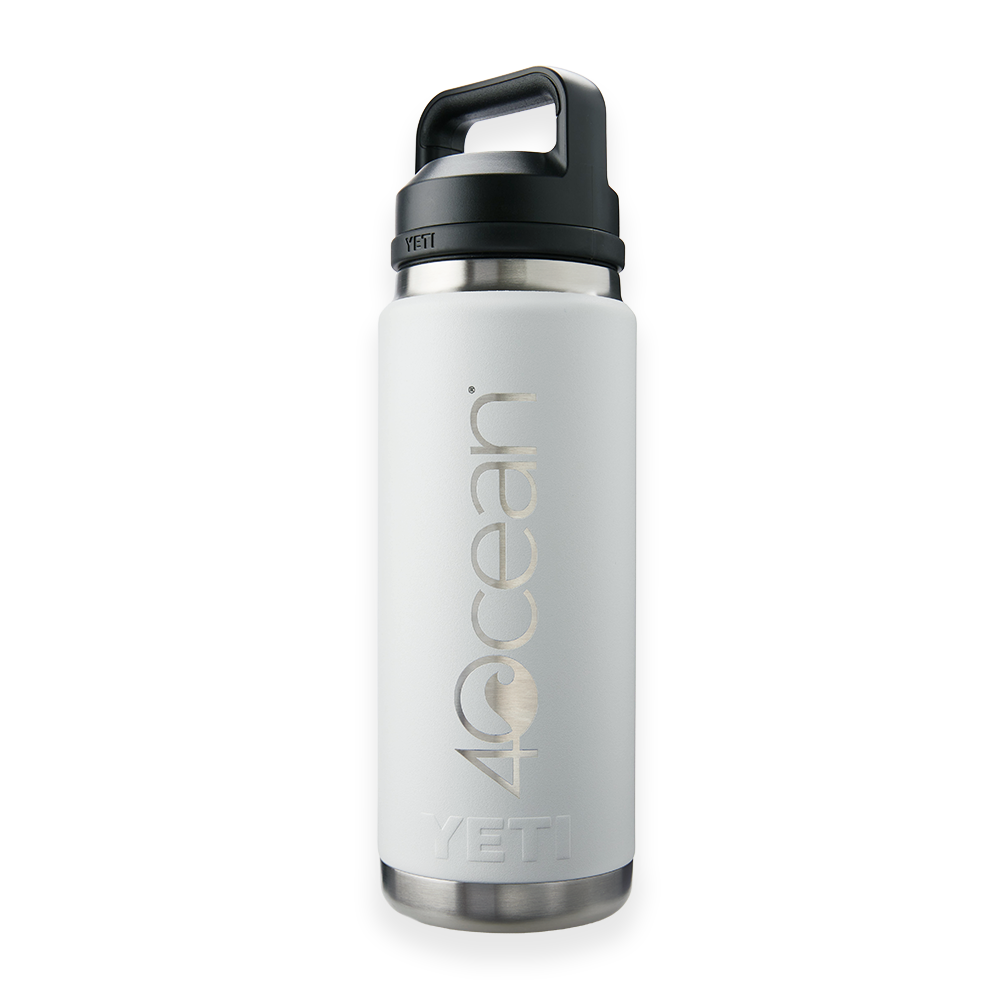 4ocean Yeti 26oz Bottle