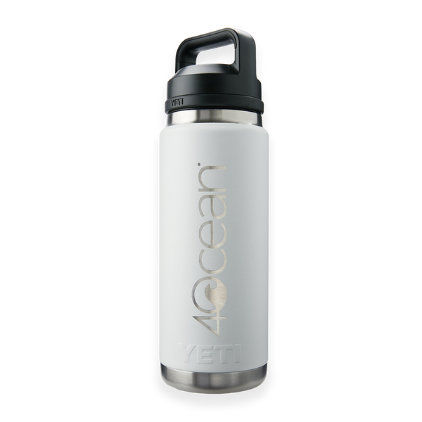 4ocean x YETI Rambler 26oz Bottle featured image