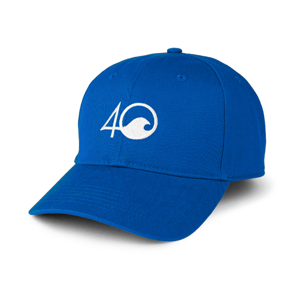 4ocean Low Profile Hat - 4O Logo featured image