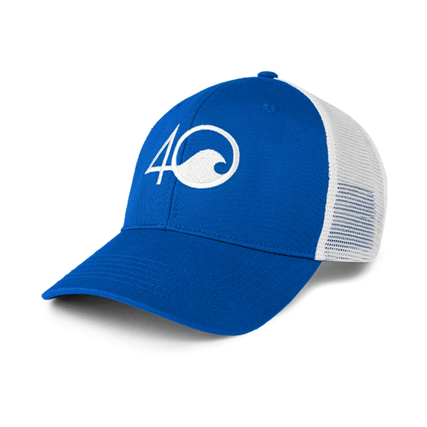 4ocean Classic Trucker Hat - 4O Logo featured image