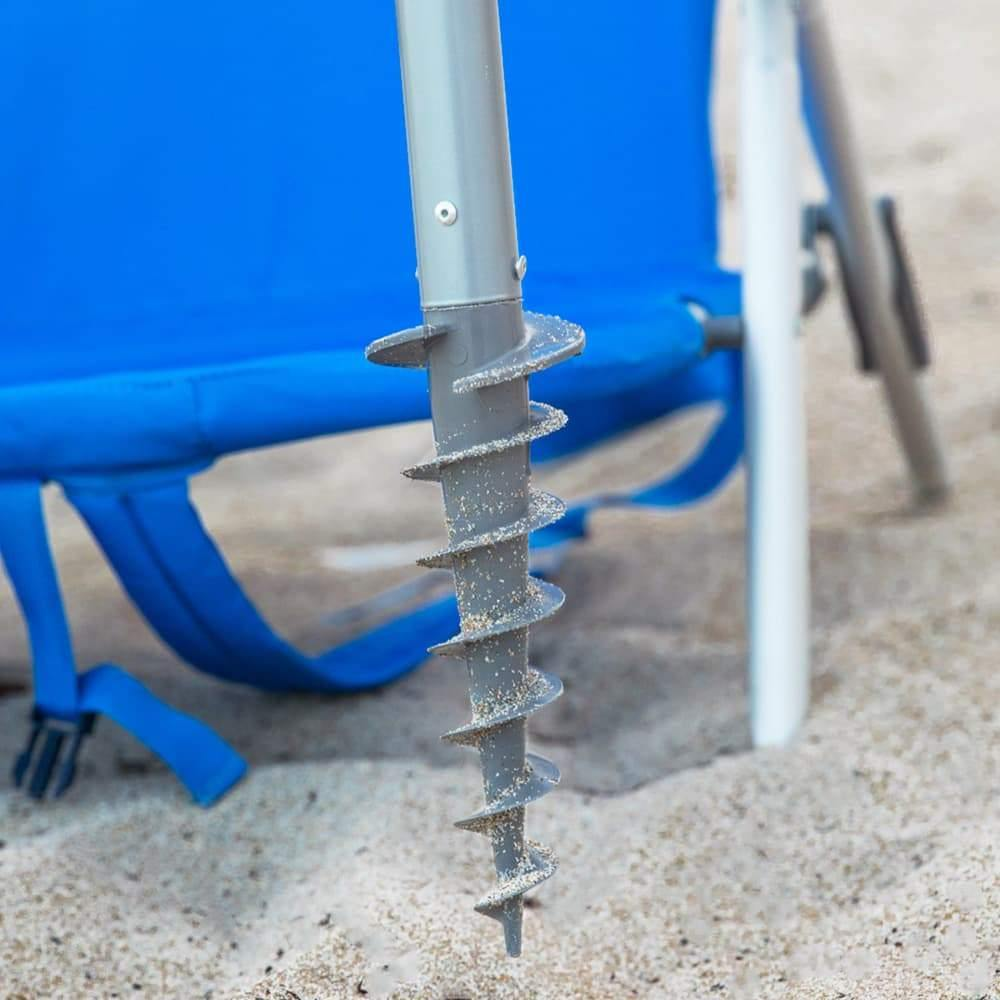 4ocean Signature Beach Umbrella - Corkscrew