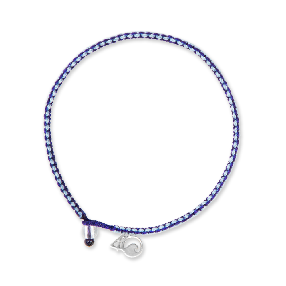 The 4ocean Harp Seal Braided Bracelet