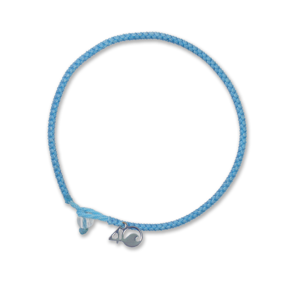 4ocean Jellyfish Braided Bracelet