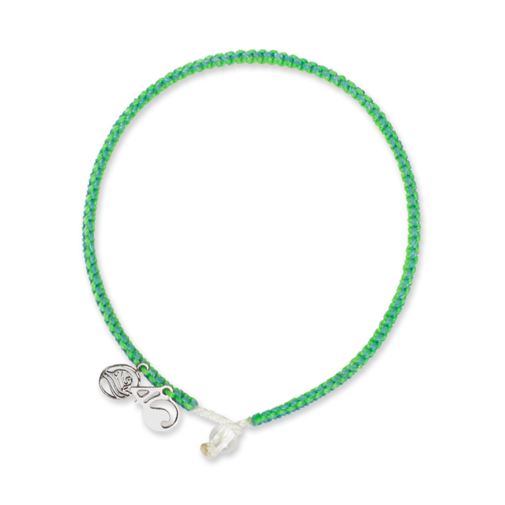 Limited Edition Earth Day Braided Bracelet