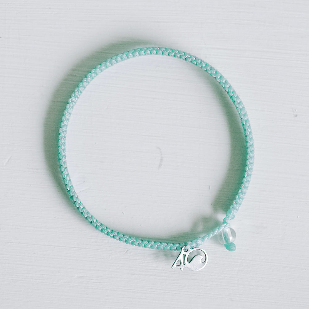 4ocean Great Barrier Reef Braided Bracelet Laydown